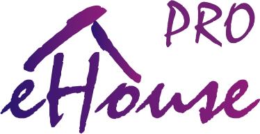 eHouse PRO/HYBRID/BMS/BIM Logo