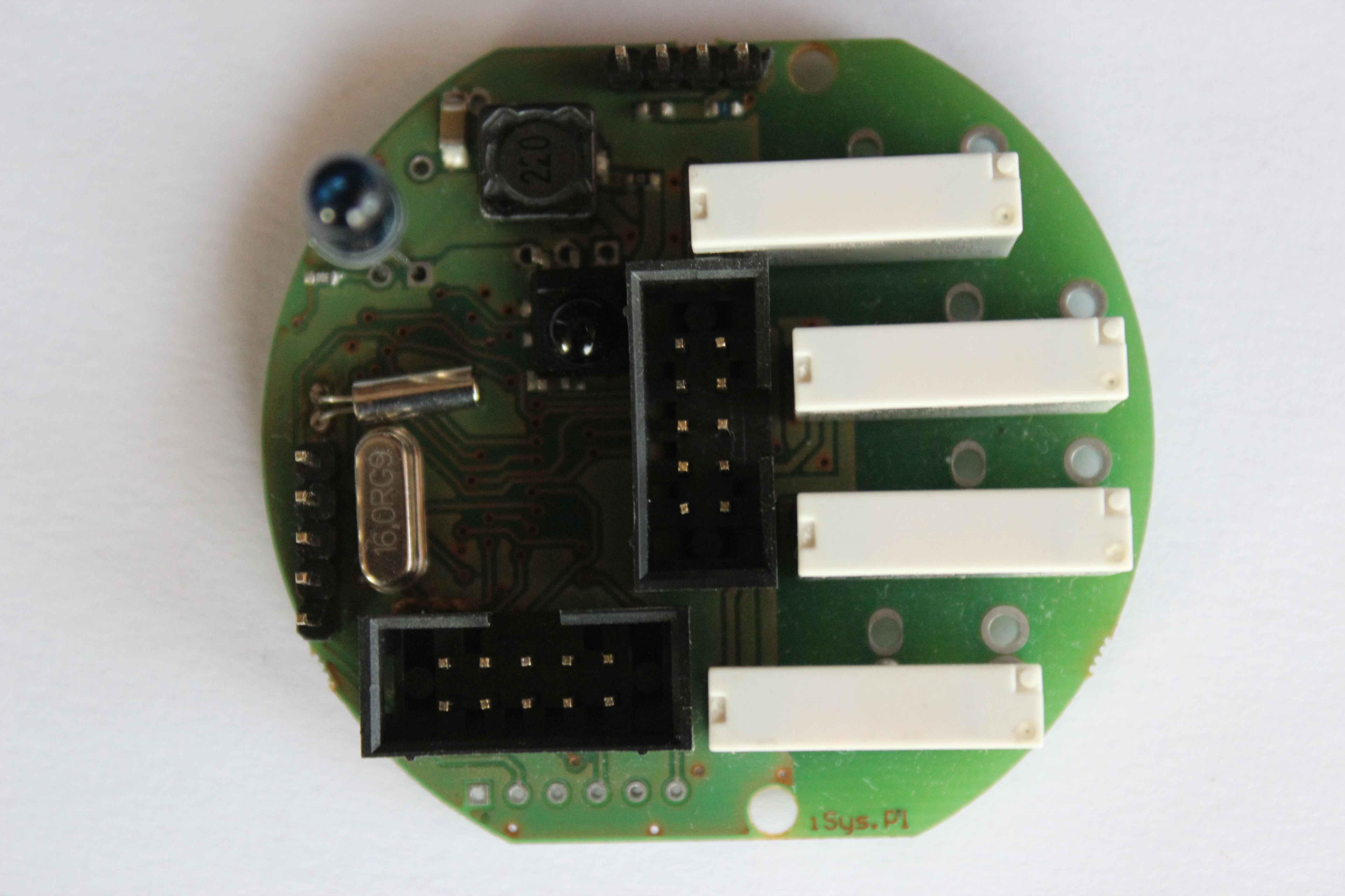 Inteligentny Dom eHouse4CAN pojedynczy sterownik mikroprocesorowy