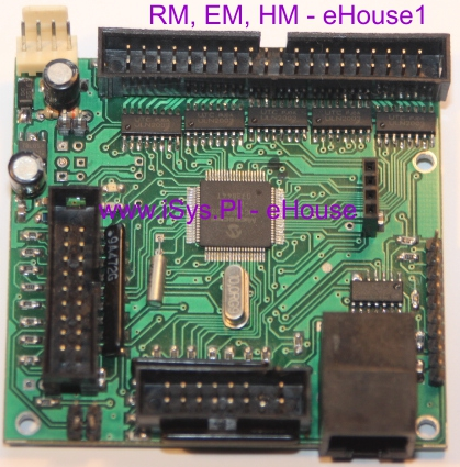 eHouse One (RS-485) Comfort & VIP package - 10x RoomManagers DIY - (DIY/OEM)