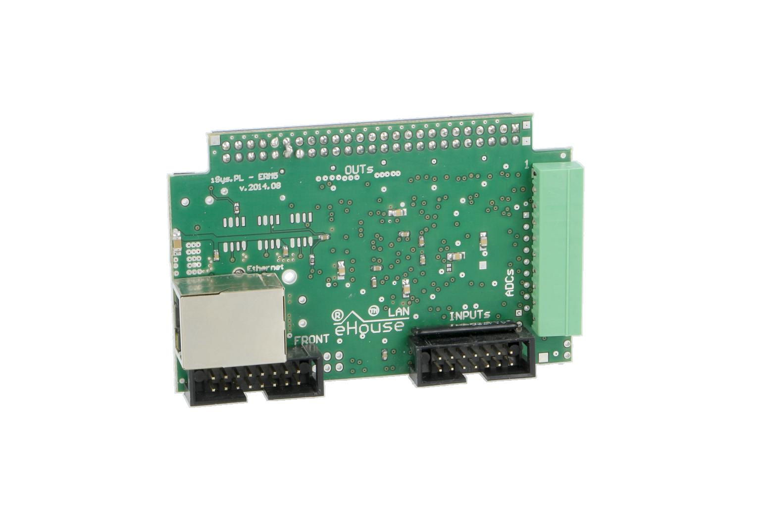 eHouse LAN (Ethernet) RoomManager - OEM rev.5