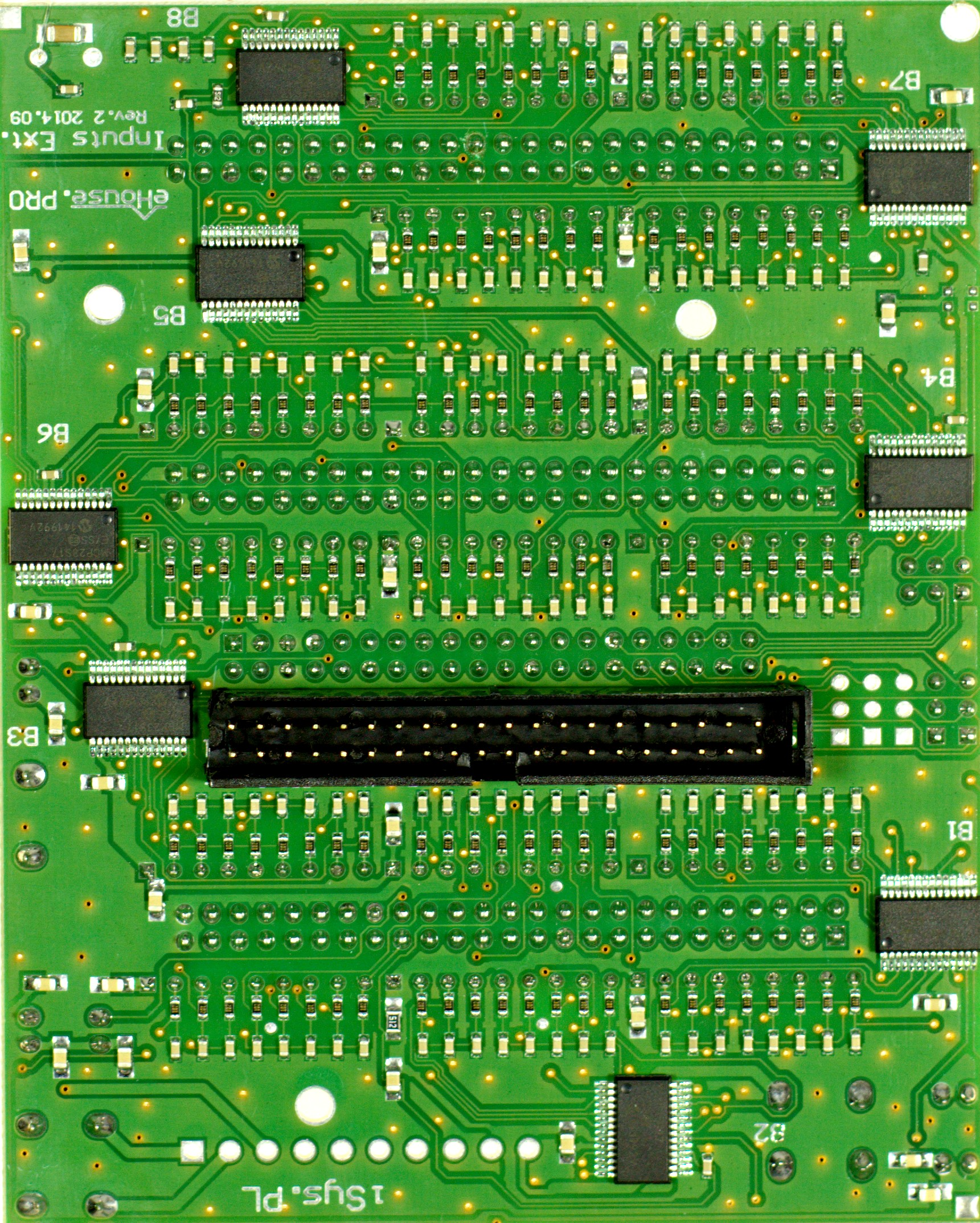Images for raspberry-pi-128-inputs (eHouse)
